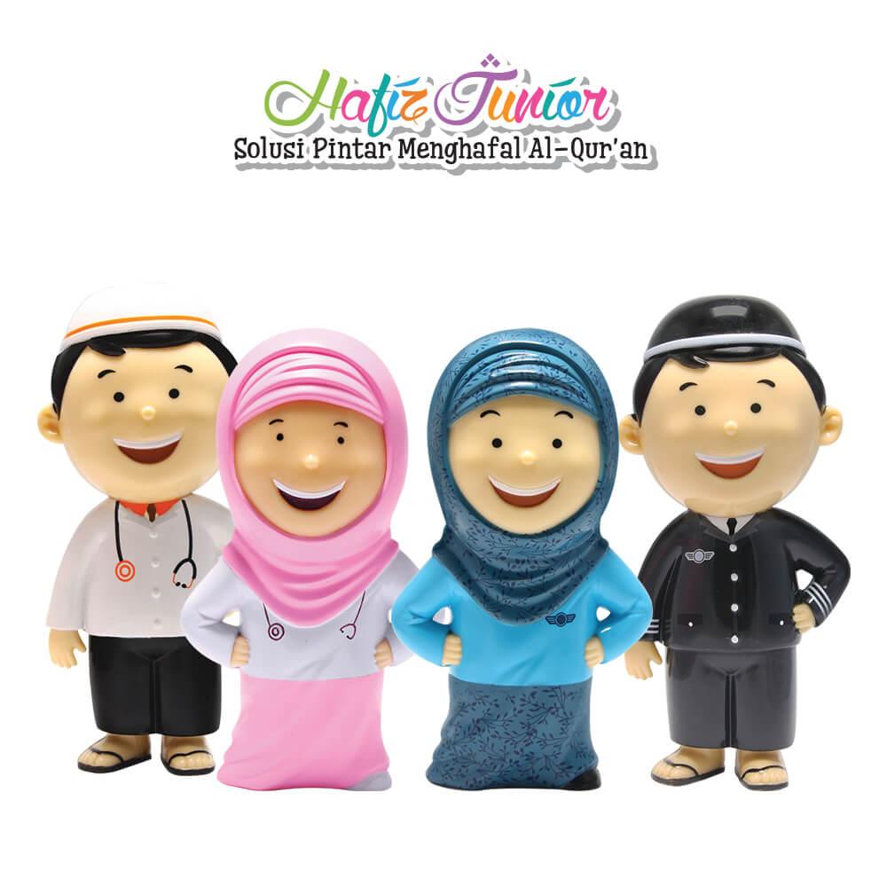 Hafiz Junior Haju Dokter Haju Pilot