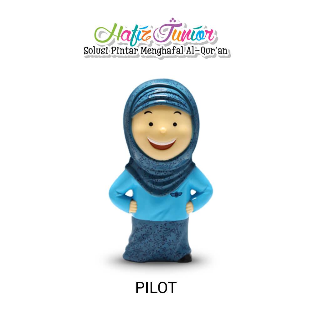 Hafizah Junior Pilot