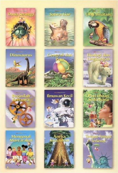Judul Buku Widya Wiyata Pertama 2