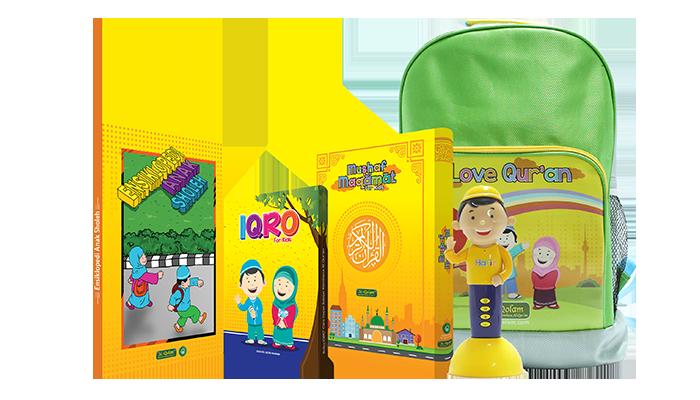 Mushaf Maqamat for Kids Hafiz Pen